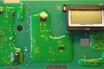 Siemens Trockner Leistungselektronik Vorderseite