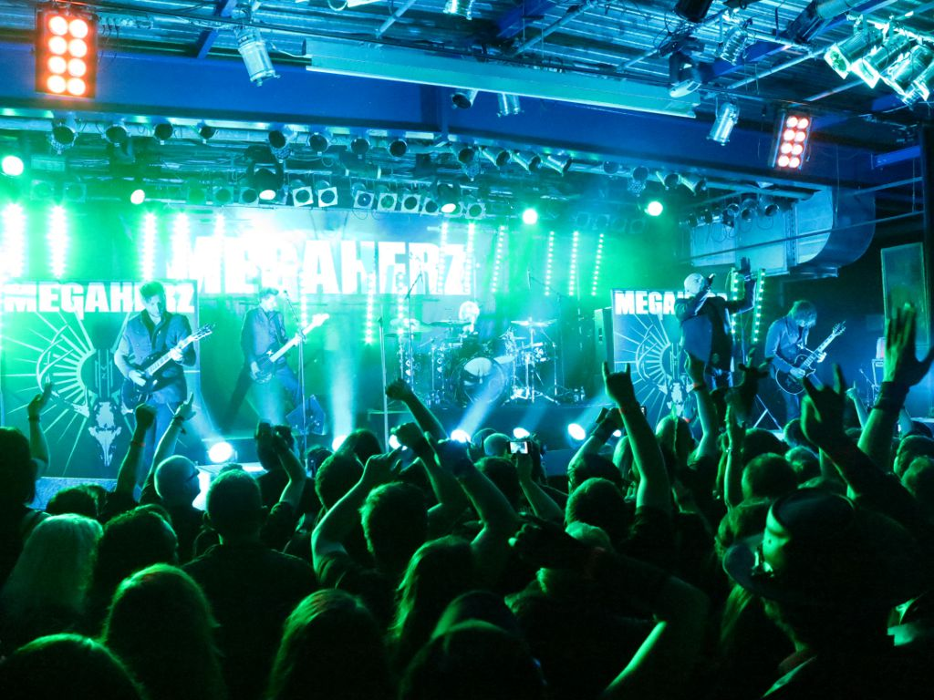 Megaherz – München Backstage