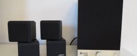 Teufel Raumfeld - Speaker M vs. Bose Doppelcube