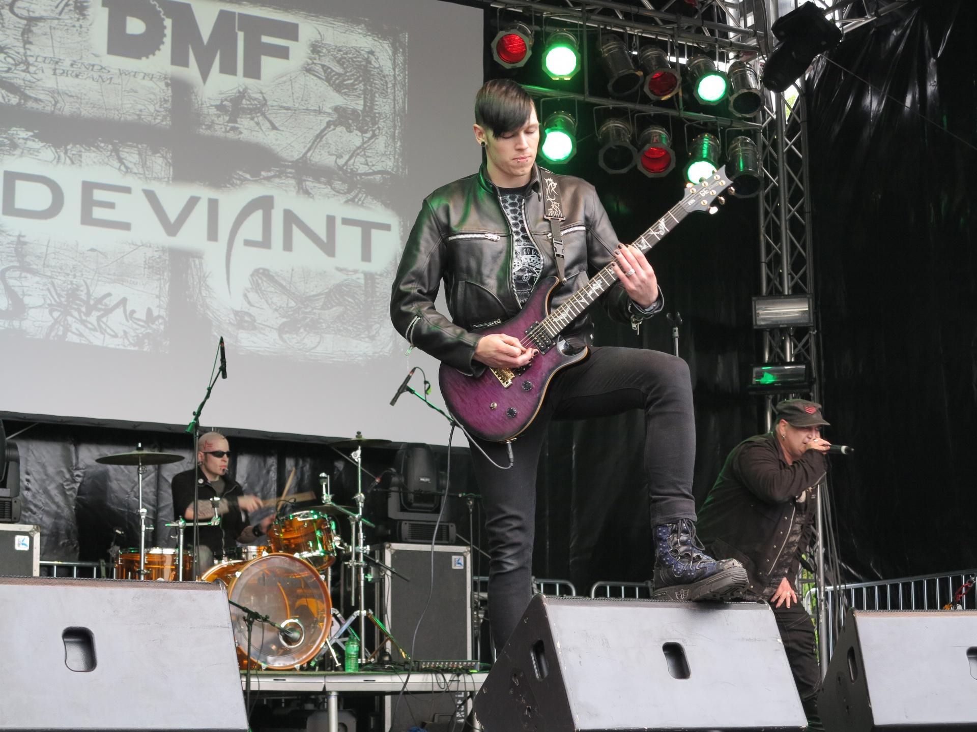 DMF 2014 – Dark Munich Festival – Programm Tag 3