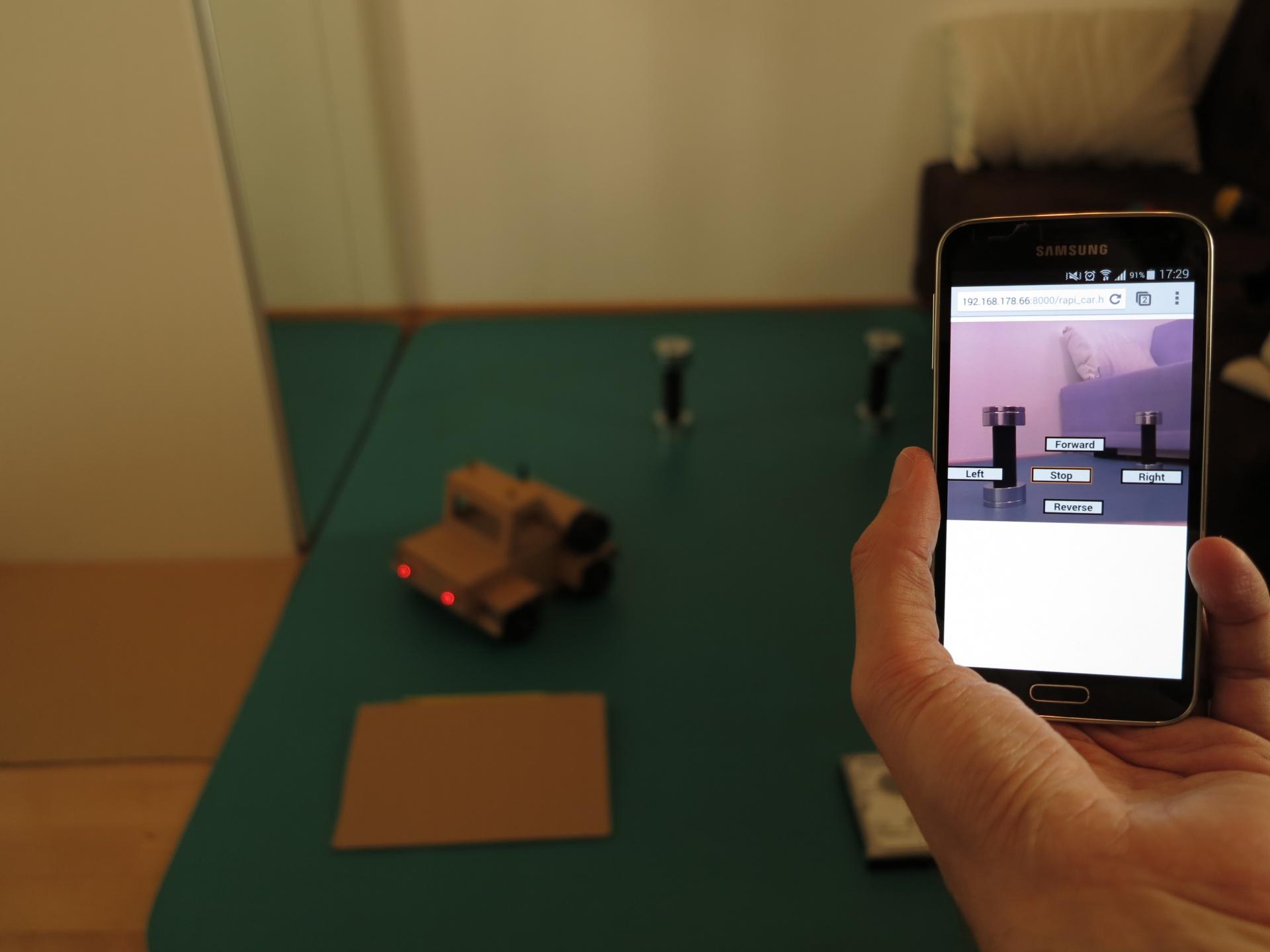 Rasberry Pi RC Car + Camera?? - Raspberry Pi Forums