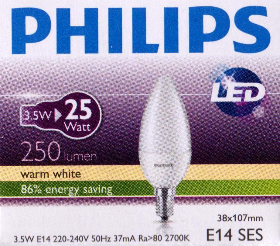 philips led lampen kerze e14. Black Bedroom Furniture Sets. Home Design Ideas