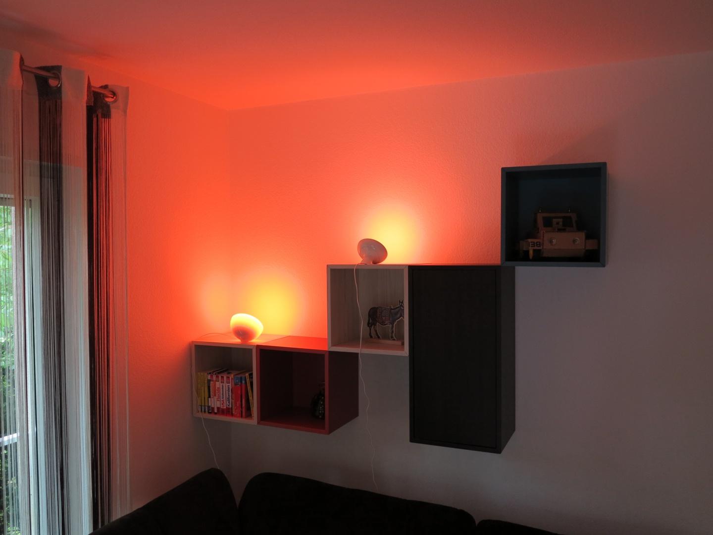 Philips Hue Led Lampen Kaufen Wohnzimmer Surfinser