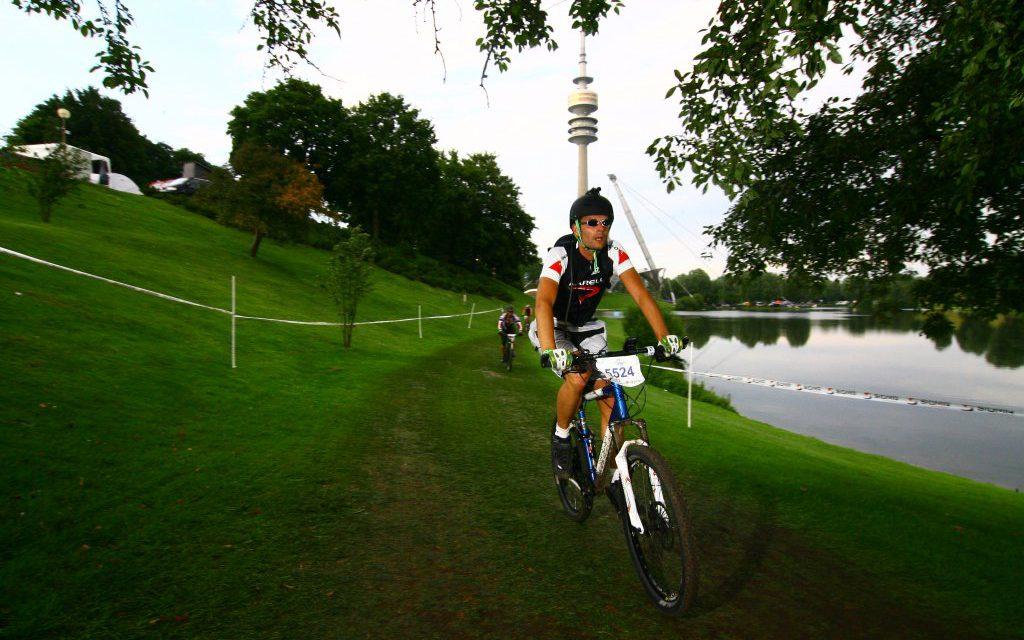 24h MTB Rennen im Olympiapark München – 2009