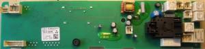 Siemens Trockner Leistungselektronik Rückseite