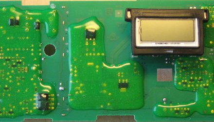 Siemens WT 44 Wäschetrockner Elektronik Fehler in Steuerplatine