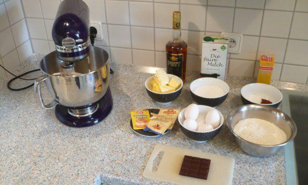 Kitchen Aid Marmorkuchen