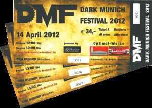 Dark Munich Festival - Karten
