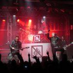 Eisbrecher Tour 2012 - München Backstage