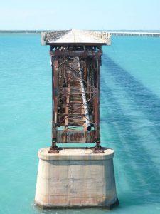 Florida - Key West Road Trip old 7 Mile bridge
