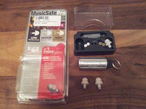 Konzert Gehörschutz - Alpine Filter