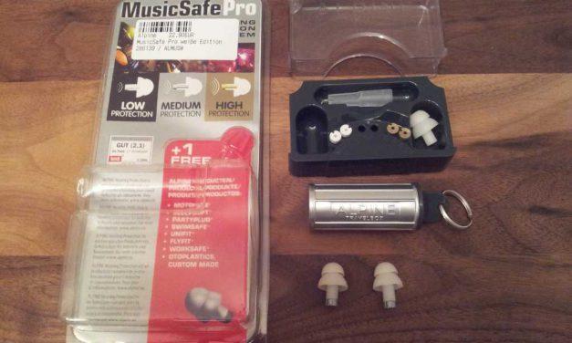 Konzert Ohrstöpsel – Gehörschutz