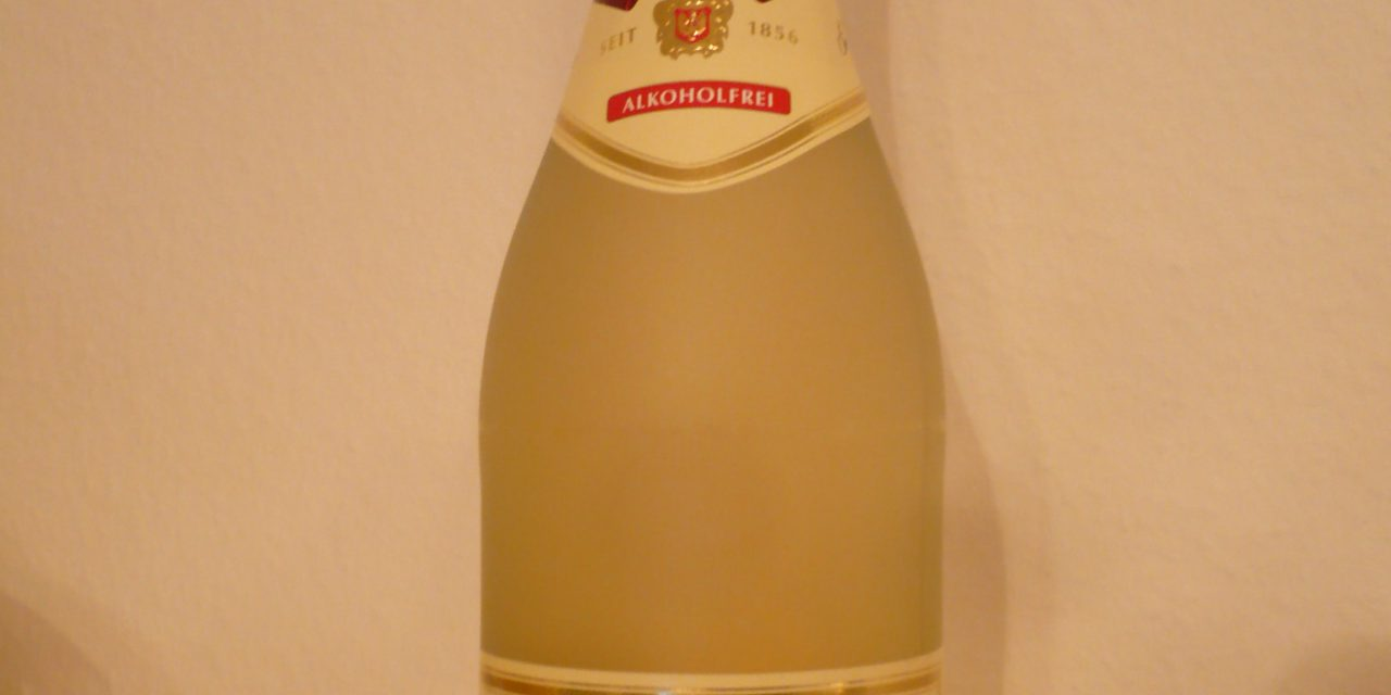 Test Rotkäppchen alkoholfrei Sekt