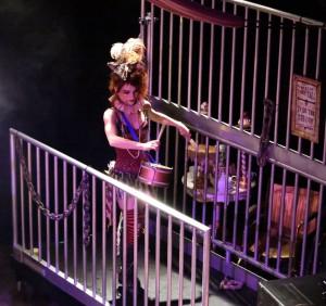 Emilie Autumn - drummer