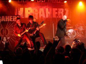 Megaherz Konzert - Band in München