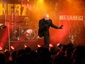 Megaherz Konzert - München