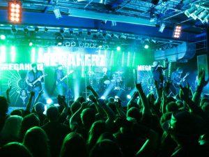 Megaherz Konzert - München Backstage
