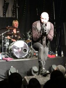 Megaherz Konzert - Sänger Lex