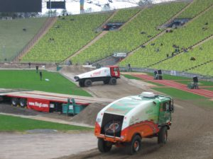 Truck Off Road Cup Muenchen 2007 - Iveco 4x4 Drift