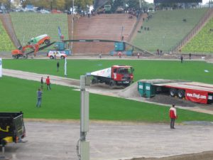 Truck Off Road Cup Muenchen 2007 - Iveco 4x4 Vollbremsung