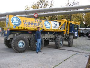 Truck Off Road Cup Muenchen 2007 - MAN 8x8