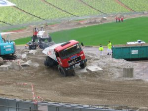 Truck Off Road Cup Muenchen 2007 - MAN Fliegl 4x4
