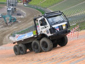 Truck Off Road Cup Muenchen 2007 - Mercedes