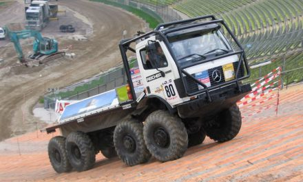 Truck Off Road Cup – München 2007