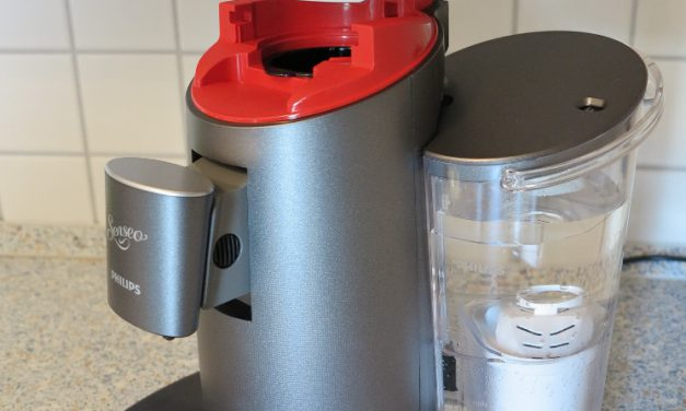 Philips Senseo Twist Kaffeepadmaschine Test