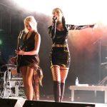 In Strict Confidence - Nina de Lianin und Haydee Sparks