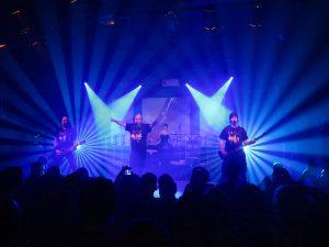 Mono Inc. live in Nürnberg im Hirsch - Show