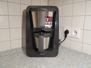 Philips HD7698 - 20 Kaffeeautomat Avance Serie