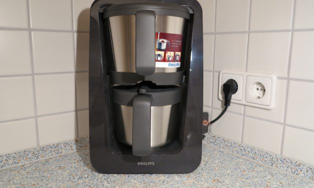 Philips HD7698/20 Kaffeeautomat Avance Serie Testbericht