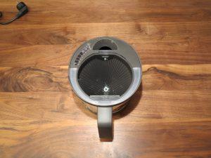 Philips HD7698 - 20 Kaffeeautomat Avance Serie Wassertank mit Kaffeefilter