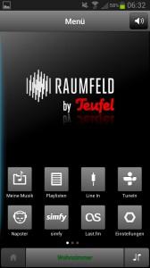 Raumfeld Teufel - Lautsprecher M - Audio Streaming - Raumfeld App