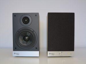 Raumfeld Teufel - Lautsprecher M - Audio Streaming Vorderansicht