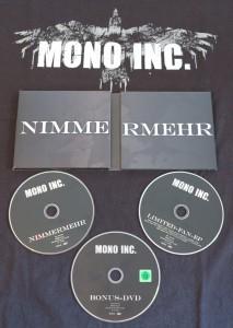 MONO INC - Nimmer Mehr