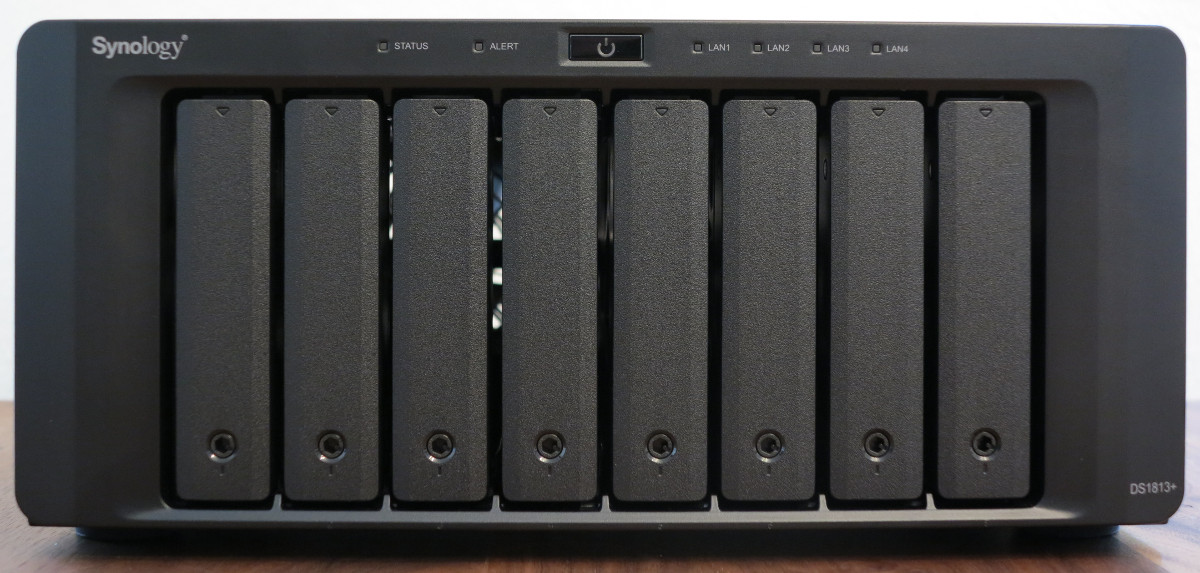 Medienserver Synology