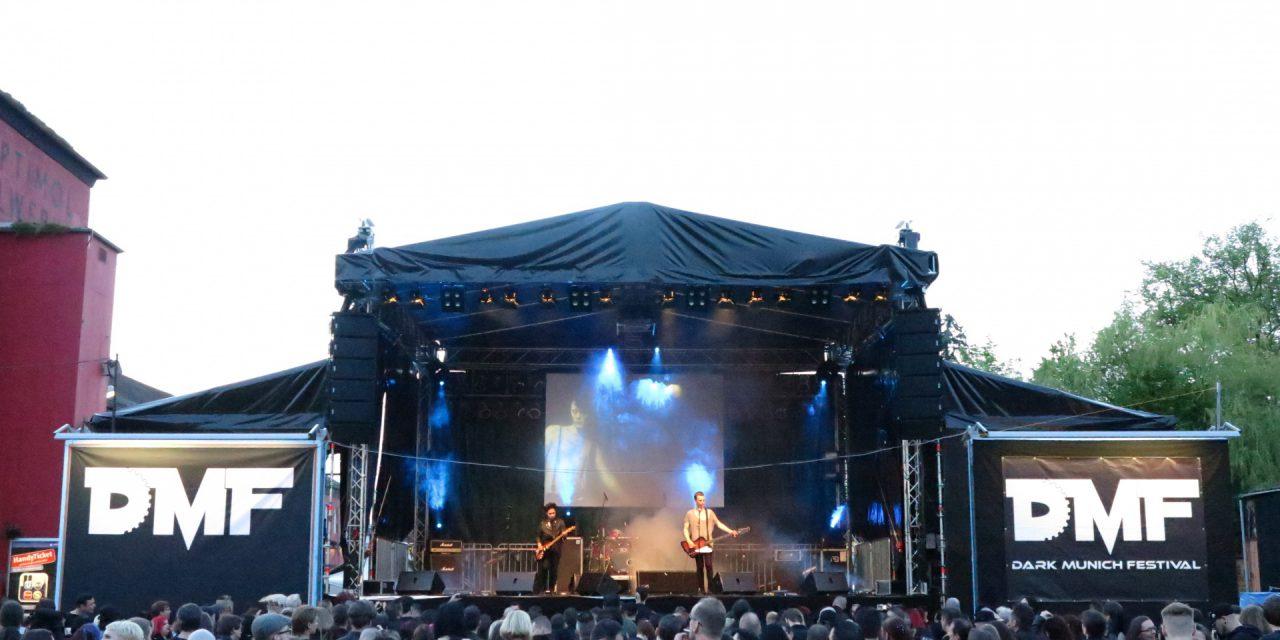 DMF 2014 – Dark Munich Festival – Programm Tag 1