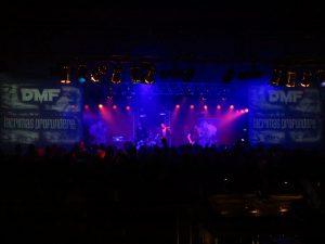 DMF - Dark Munich Festival Tag 1 - Lacrimas Profundere
