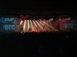 DMF - Dark Munich Festival Tag 1 - The 69 Eyes