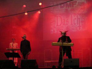DMF - Dark Munich Festival Tag 3 - Das Ich