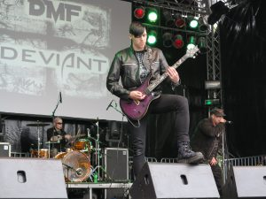 DMF - Dark Munich Festival Tag 3 - Deviant UK