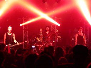 DMF - Dark Munich Festival Tag 3 - Unzucht