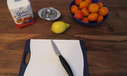 Das beste Aprikosen Marmelade Rezept