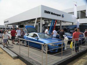 DTM 2014-Rennen am Norisring - BMW Motorsport