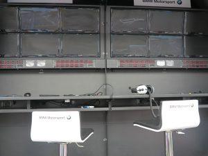 DTM 2014-Rennen am Norisring - Boxengasse 2
