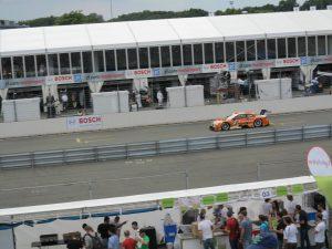 DTM 2014-Rennen am Norisring - DTM Qualifying Audi 1