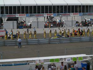 DTM 2014-Rennen am Norisring - Grid Girls