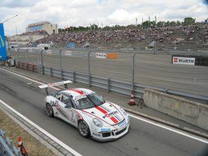 DTM 2014-Rennen am Norisring - Porsche Cup 1